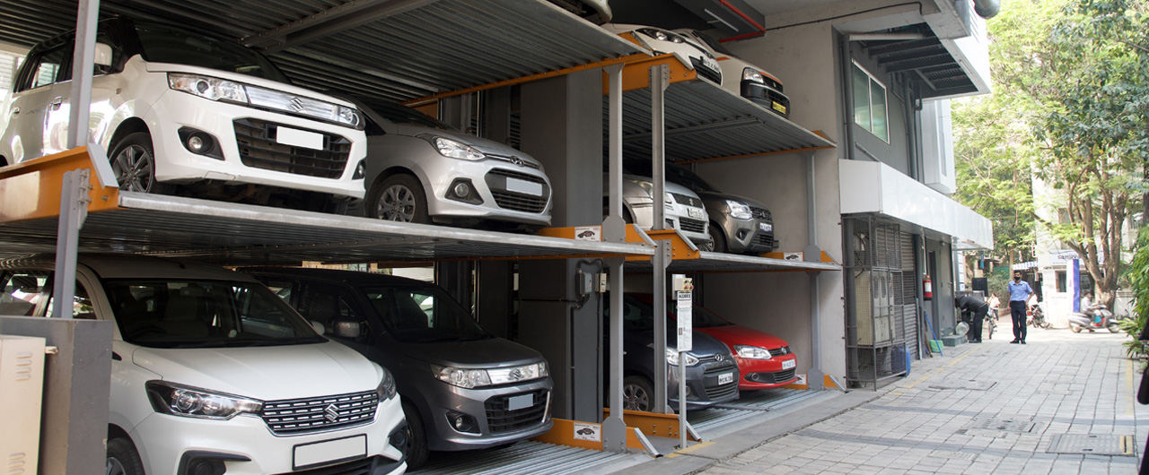 multilevel-parking-systems