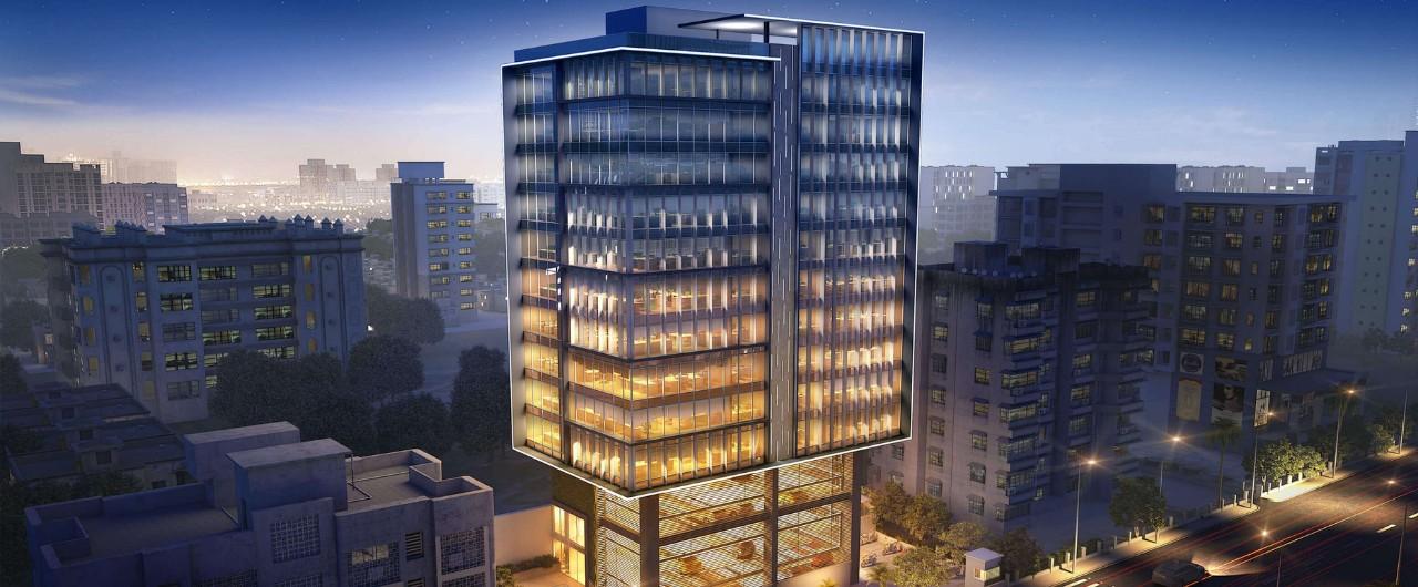Vantage Towers- Klaus Multiparking Project