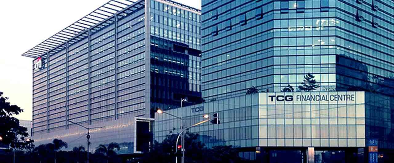 Mumbai - TCG Financial Centre