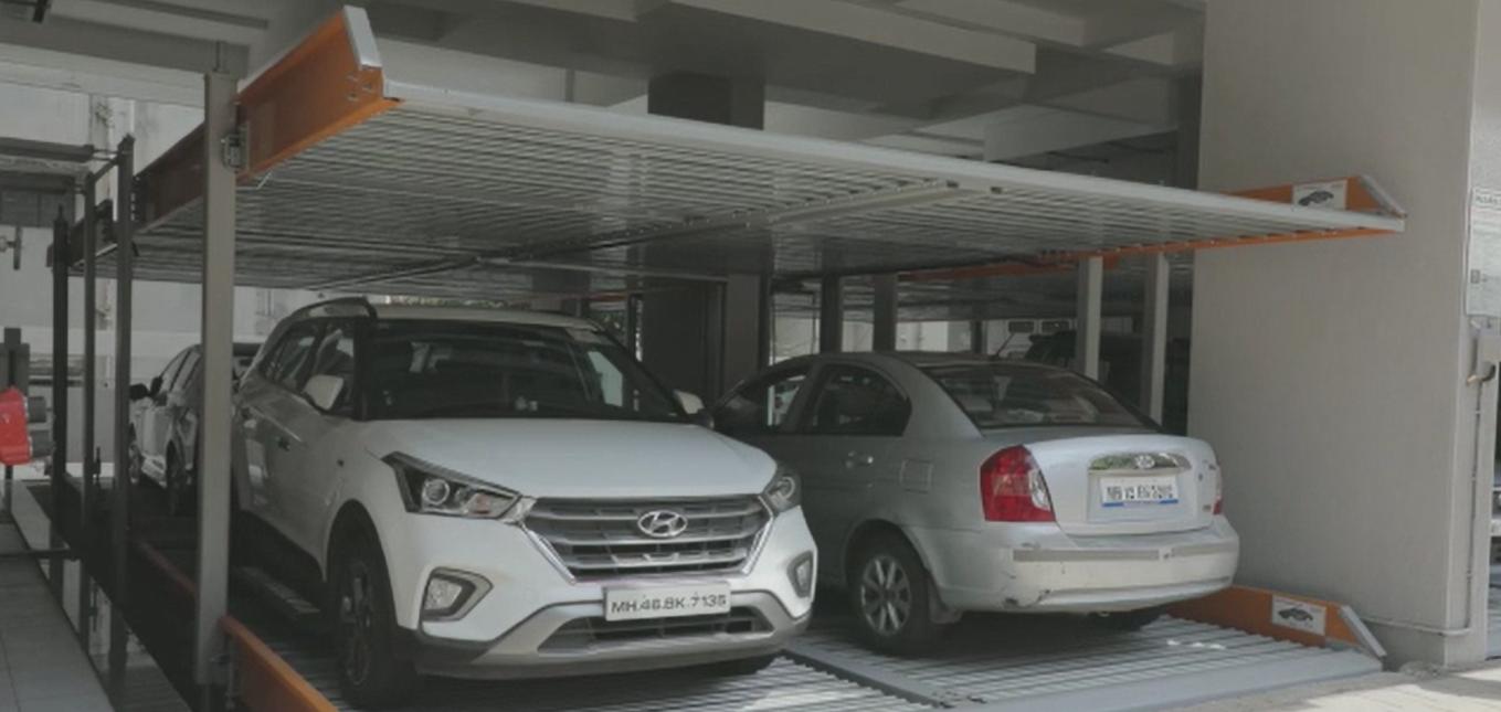 2062 Independant Parking System - Gauritanay