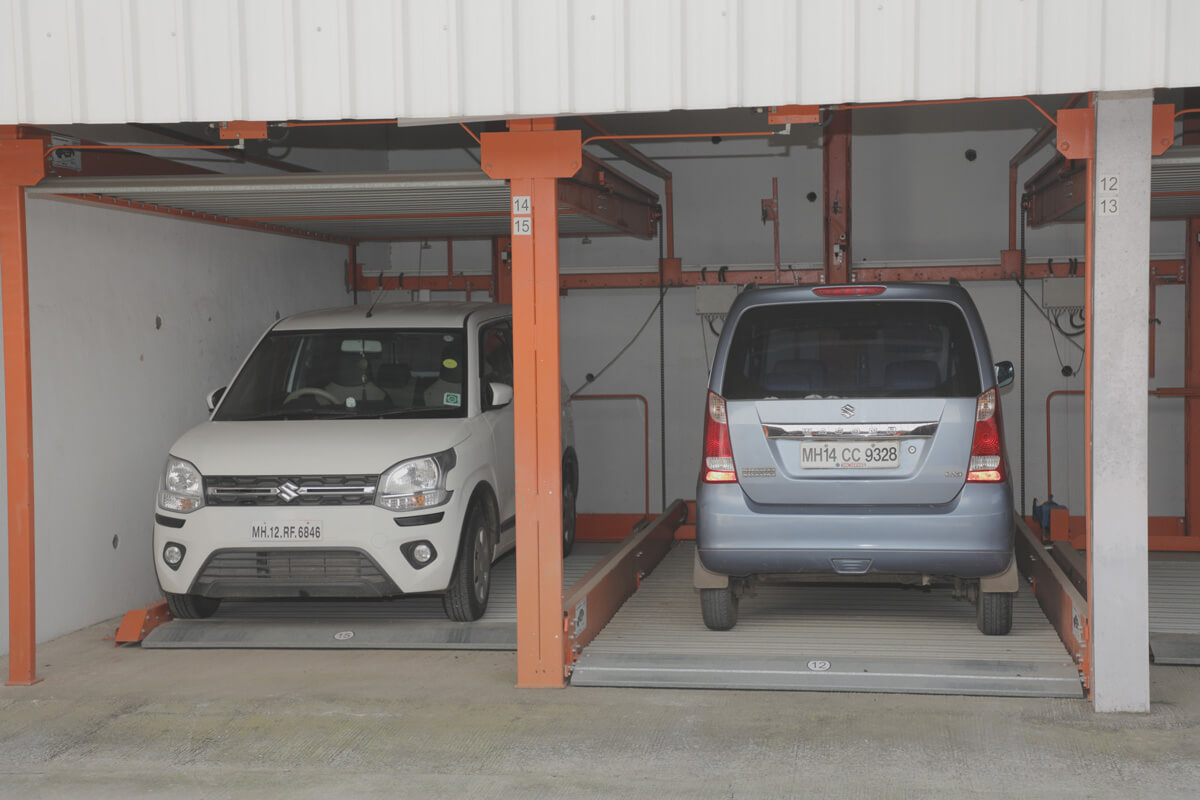 Klaus Multiparking Project