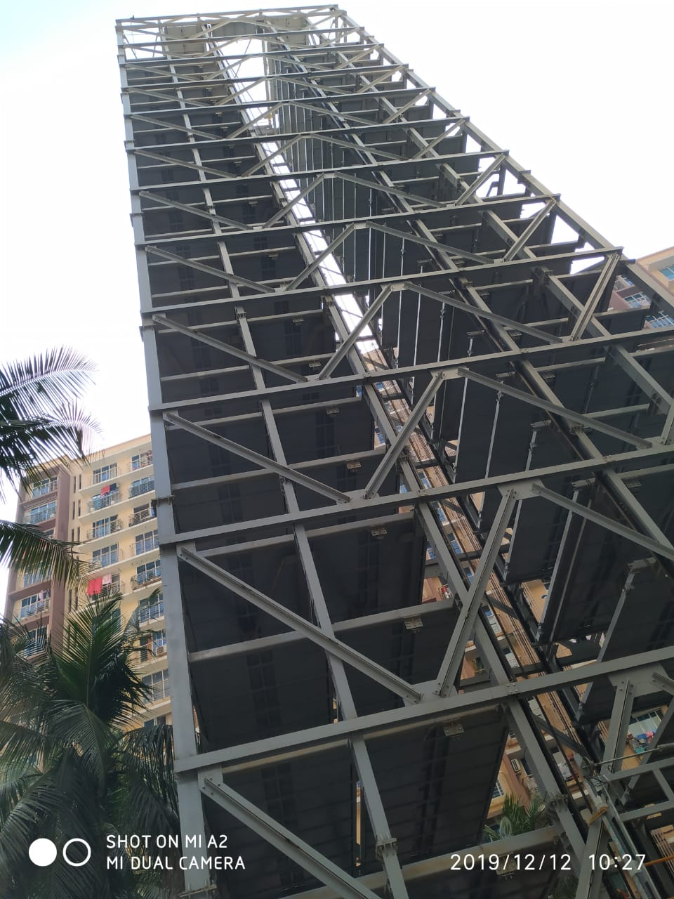 Fully Automatic Tower Parking System