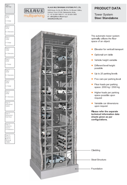 tower system standalone