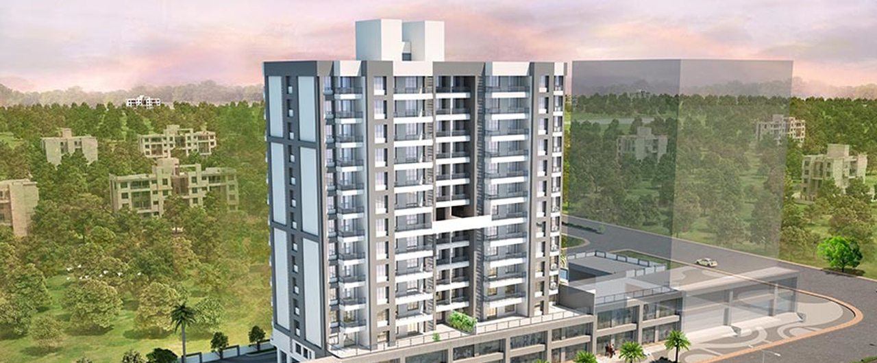 Klaus Multiparking installed Space VArion Stack Parking System in sterlining-towers-pune