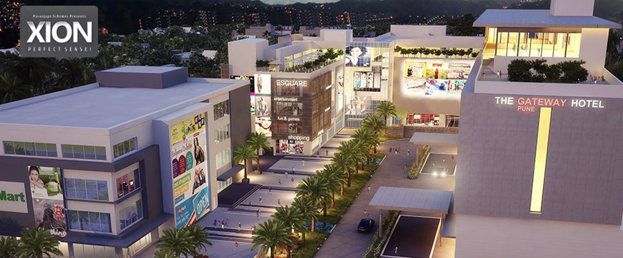 xion-mall-pune-Klaus-Multiparking-Project